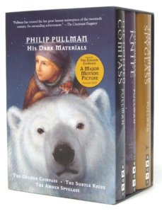 His Dark Materials Trilogy (The Golden Compass; The Subtle Knife; The Amber Spyglass) (His Dark Mate