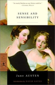 Sense and Sensibility (Modern Library Classics)