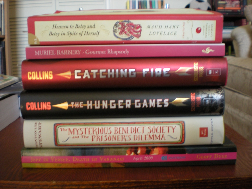 Books Acquired October 2009